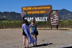 Girls Weekend In Napa Valley