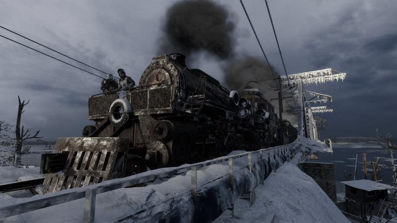 Metro Exodus – Pare che il vapore di Steam non bastasse al nostro treno