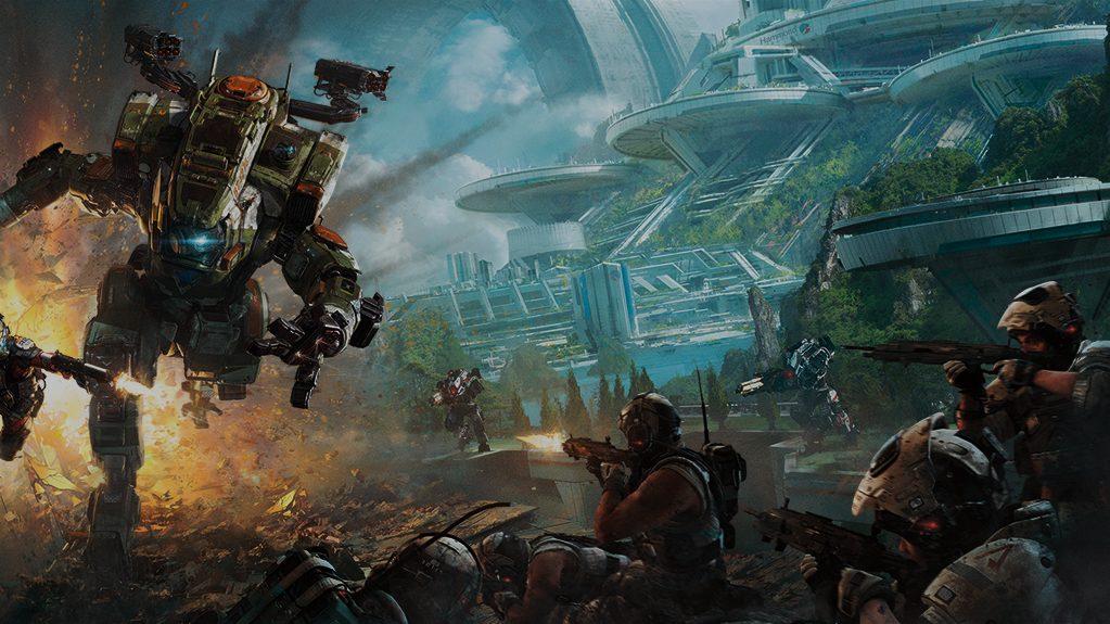 Un Titanfall in versione battle royale in arrivo?