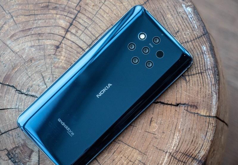 Nokia 9 PureView – Smartphone con ben 5 fotocamere!
