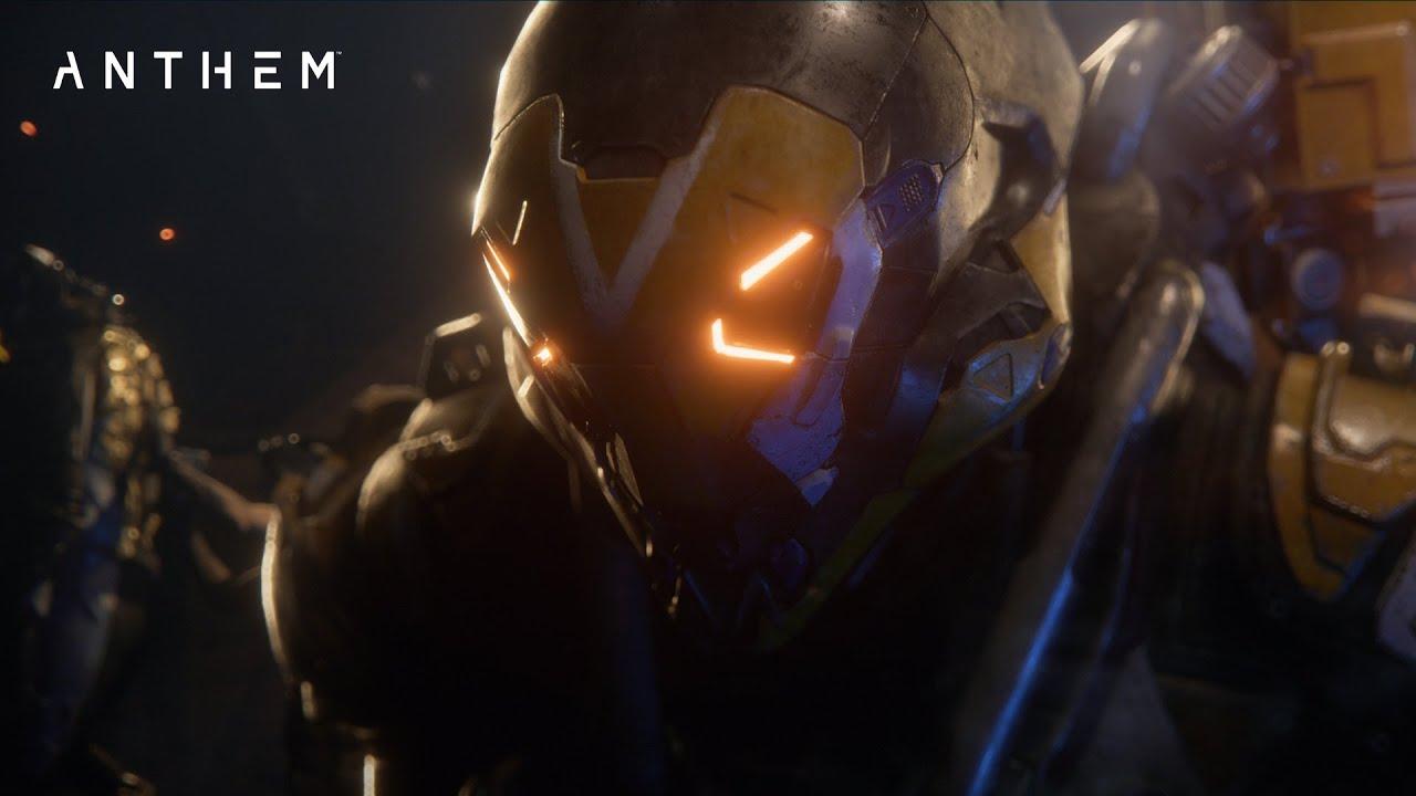 Anthem dalle ceneri di Mass Effect