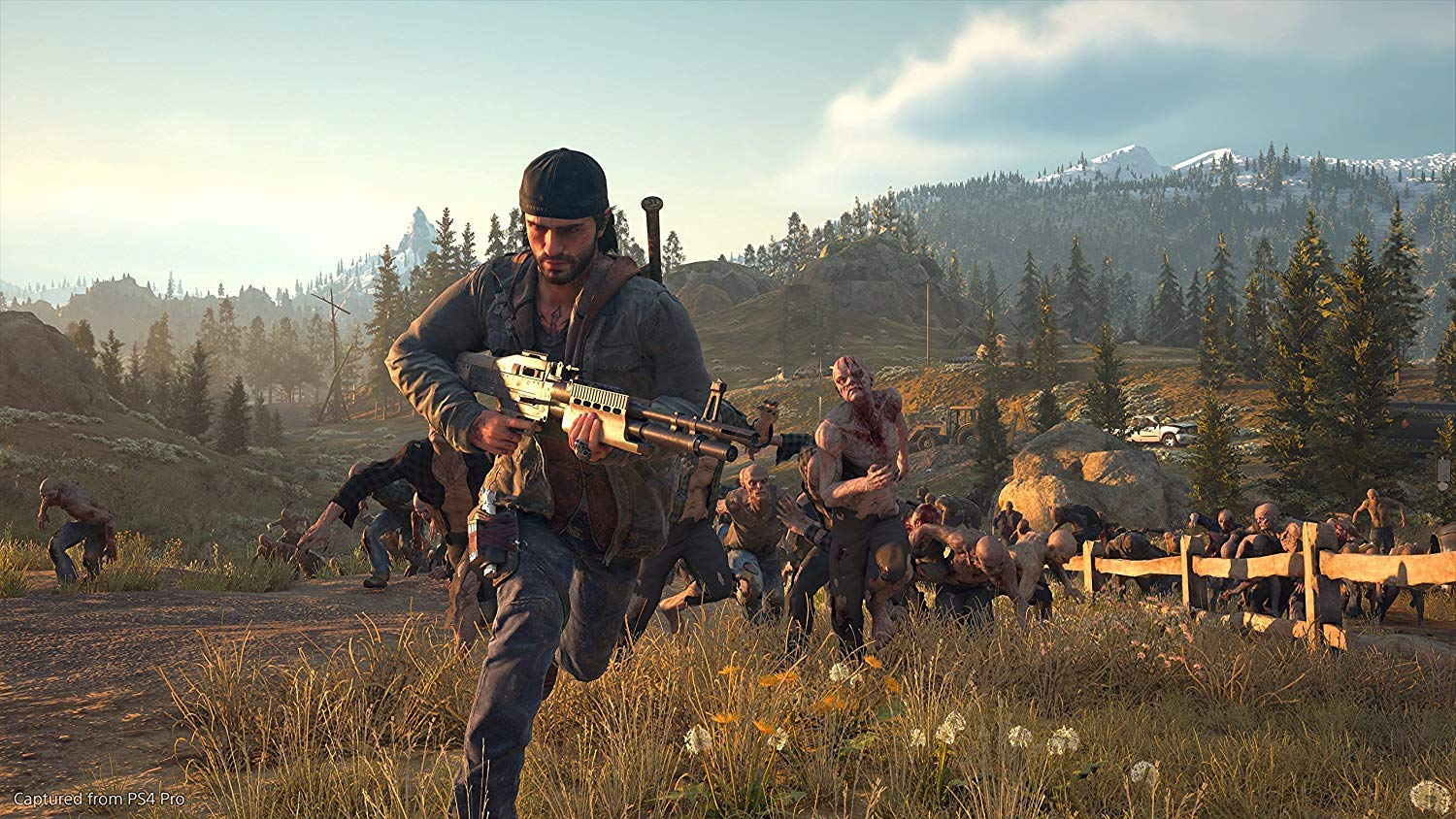 Days Gone: Durante lo State of Play mostrata una narrativa potente del titolo