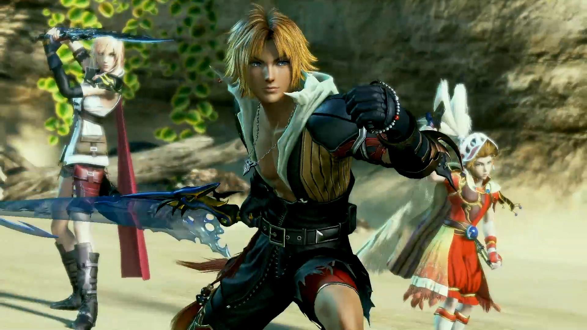 Dissidia Final Fantasy NT – Si aggiungerà un nuovo lottatore