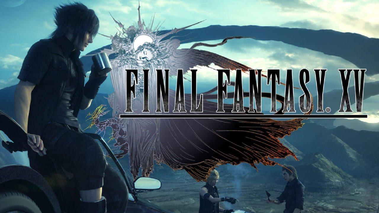 Final Fantasy XV: Il progetto giunge finalmente al termine