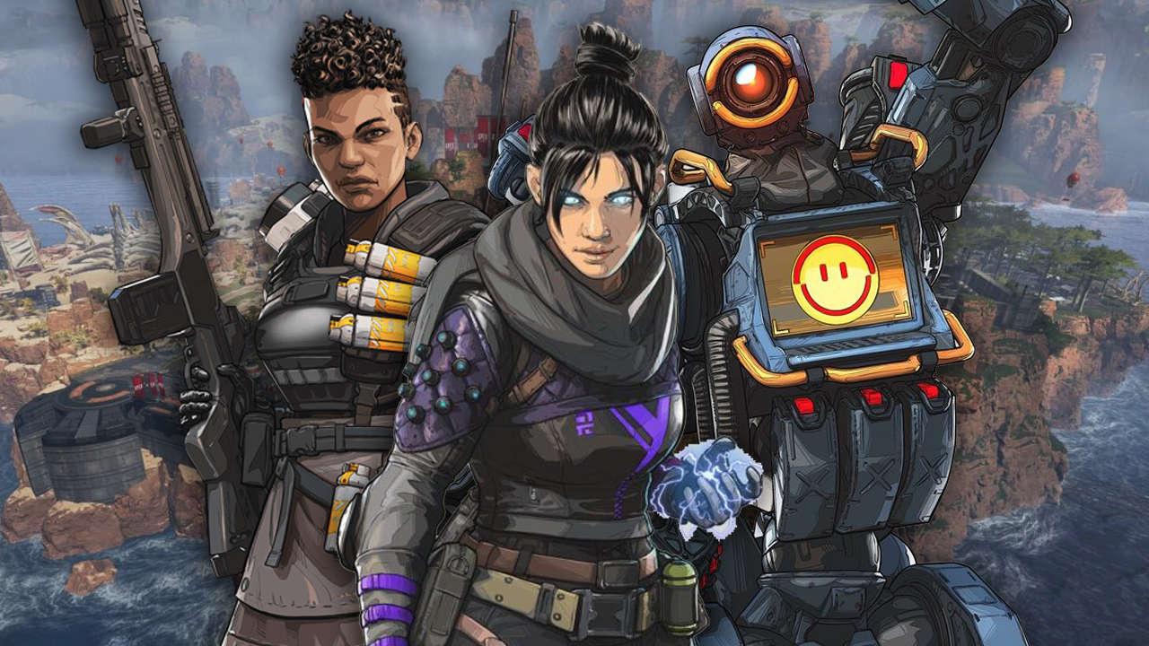 Apex Legends: un debutto per un nuovo personaggio ancora misterioso nella stagione 1