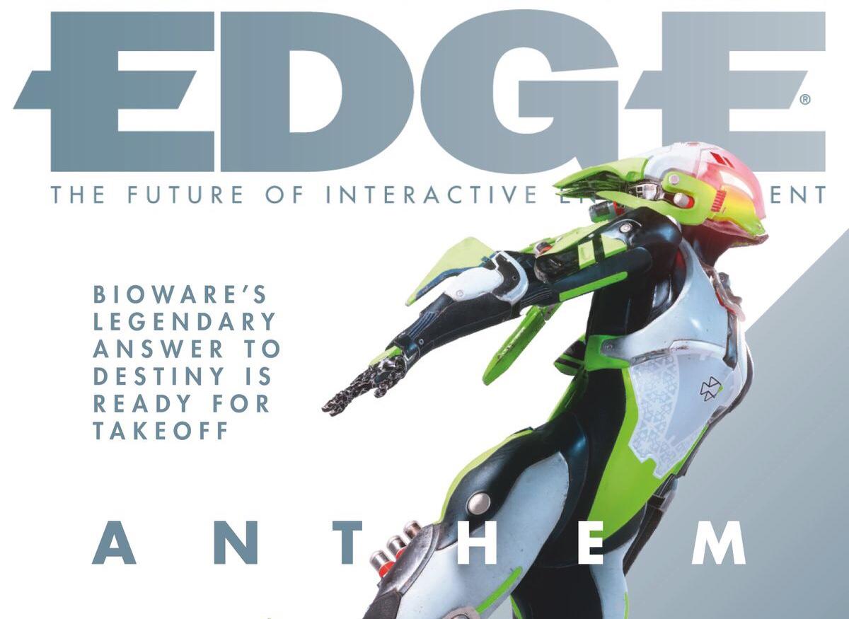 Anthem: Bocciato da EDGE! Rimandato a settembre?