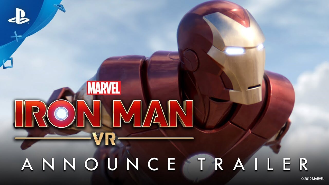 Dal State of Play: Iron Man VR