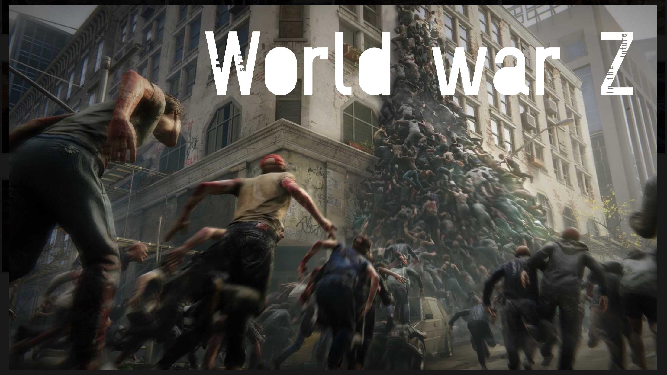 World War Z – Nuovo trailer per il gameplay