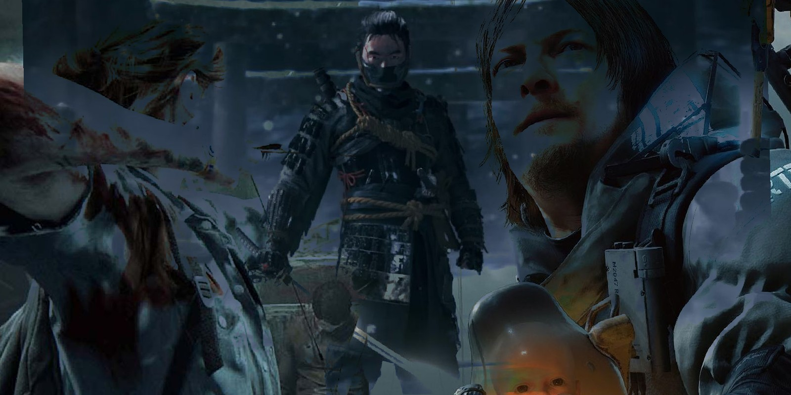 The Last of Us Part II, Death Stranding e Ghost of Tsushima – Confermati esclusive PlayStation 4
