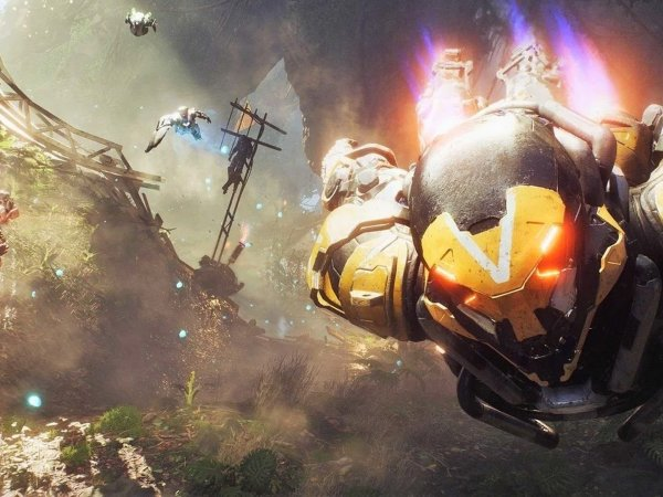 Anthem – Scoperto un easter egg a 8 bit