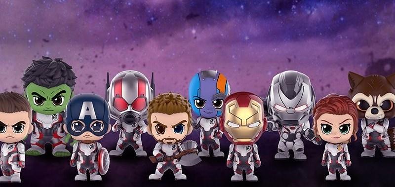 Gli Avengers diventano baby!
