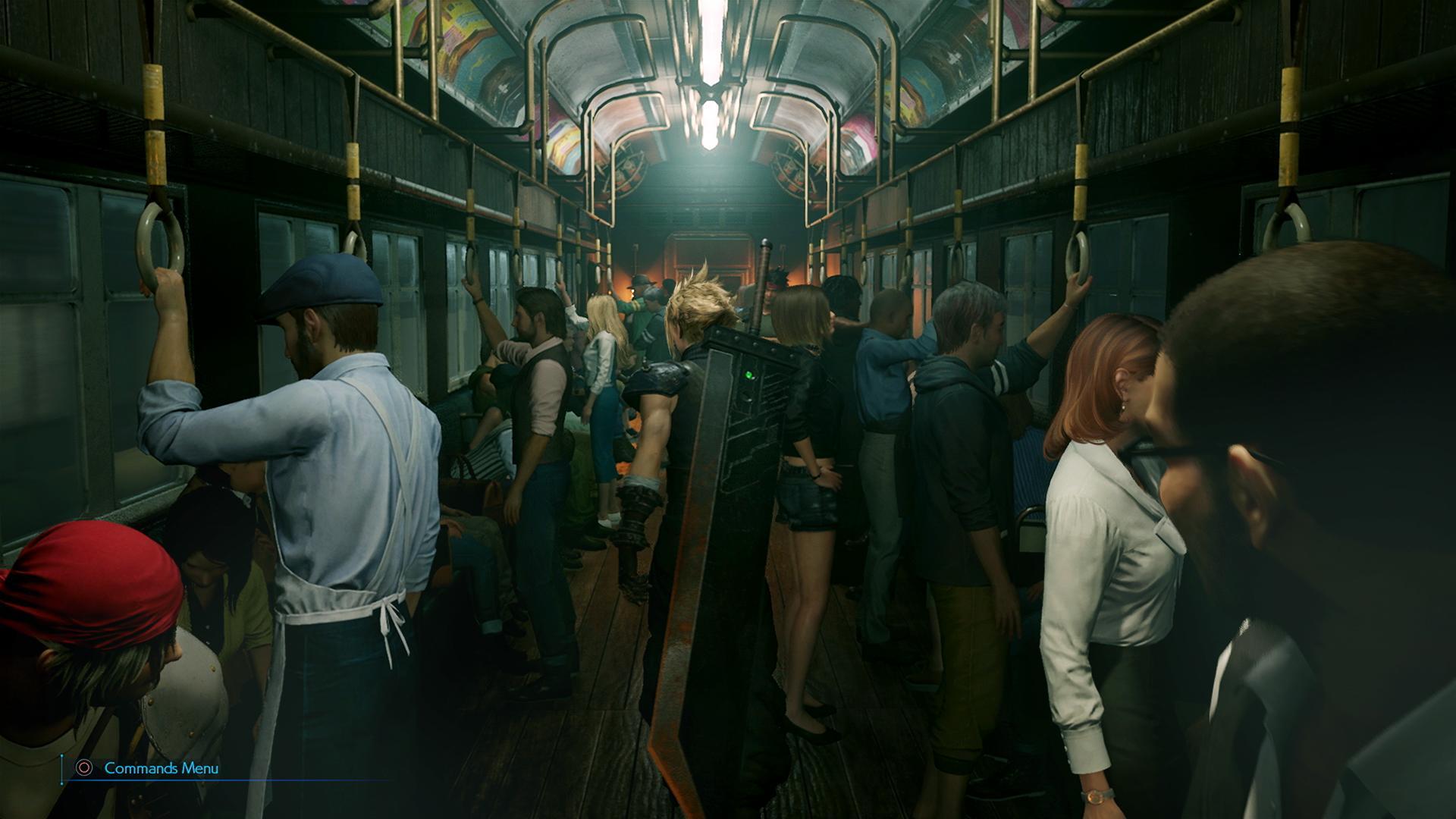Final Fantasy VII Remake – Scopriamo i primi adattamenti della sequenza iniziale del gioco