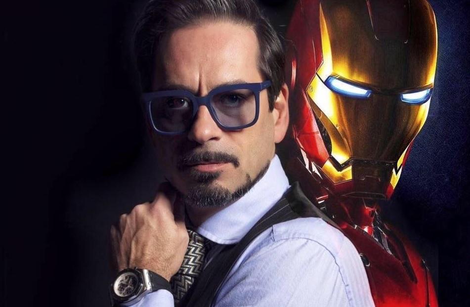 Marco Spatola – Il Tony Stark italiano!