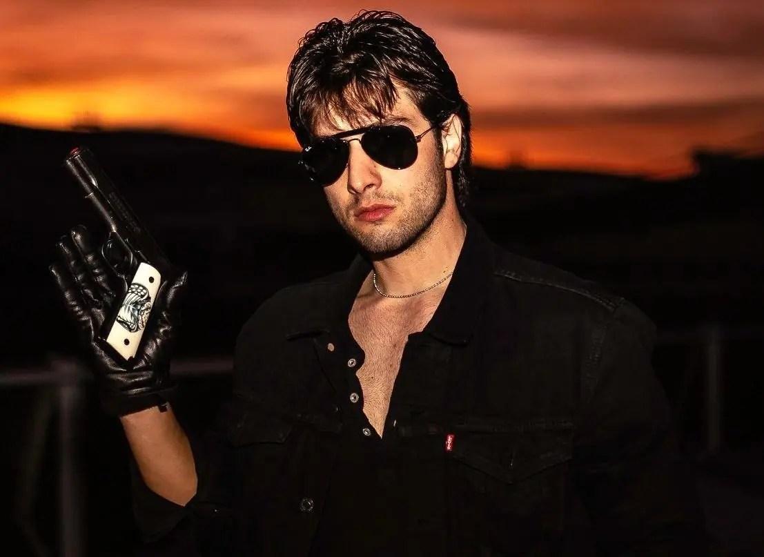 Ecco a voi Sylvester Stallone, interpretato da Sebastian Fabrizio Gravanti!