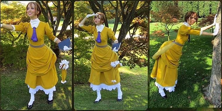 Ecco il cosplay perfetto di Jane!