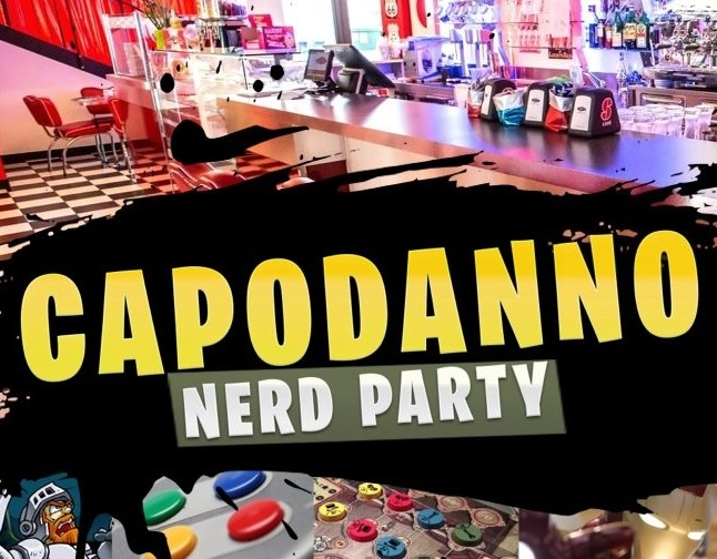 Capodanno Nerd Party in provincia di Forlì!