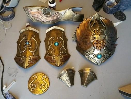 arboreal key cosmaker