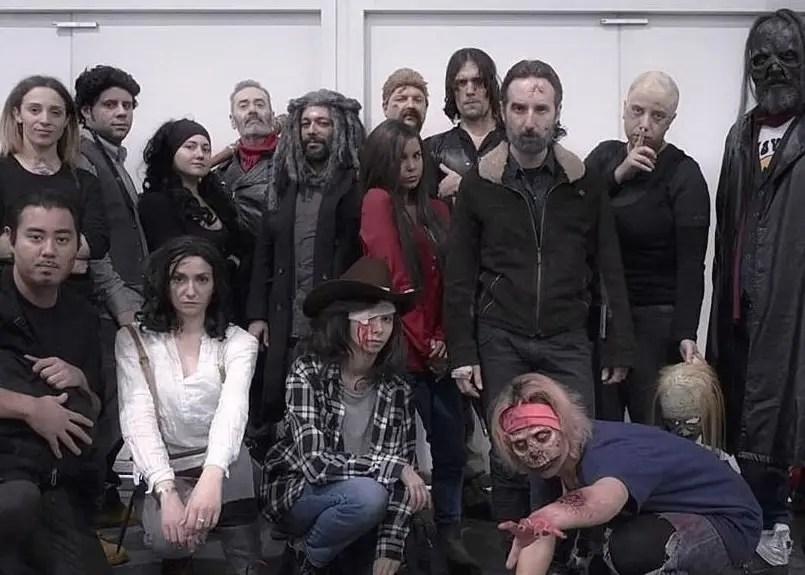 The Walking Dead Road To Cosplay, il gruppo italiano dedicato alla famosa serie tv!