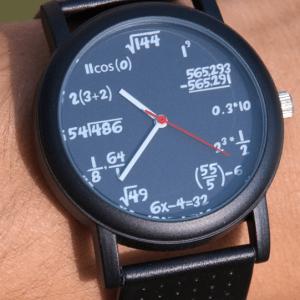 L'orologio del nerd!