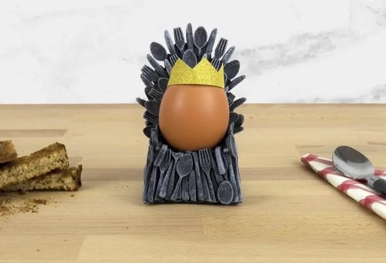 Il Trono di Posate ha un nuovo re!