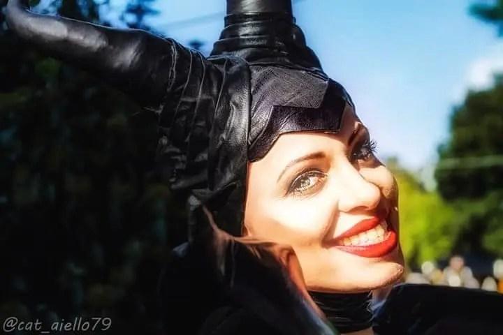 Malefica, interpretata da Ariadny Cosplay!