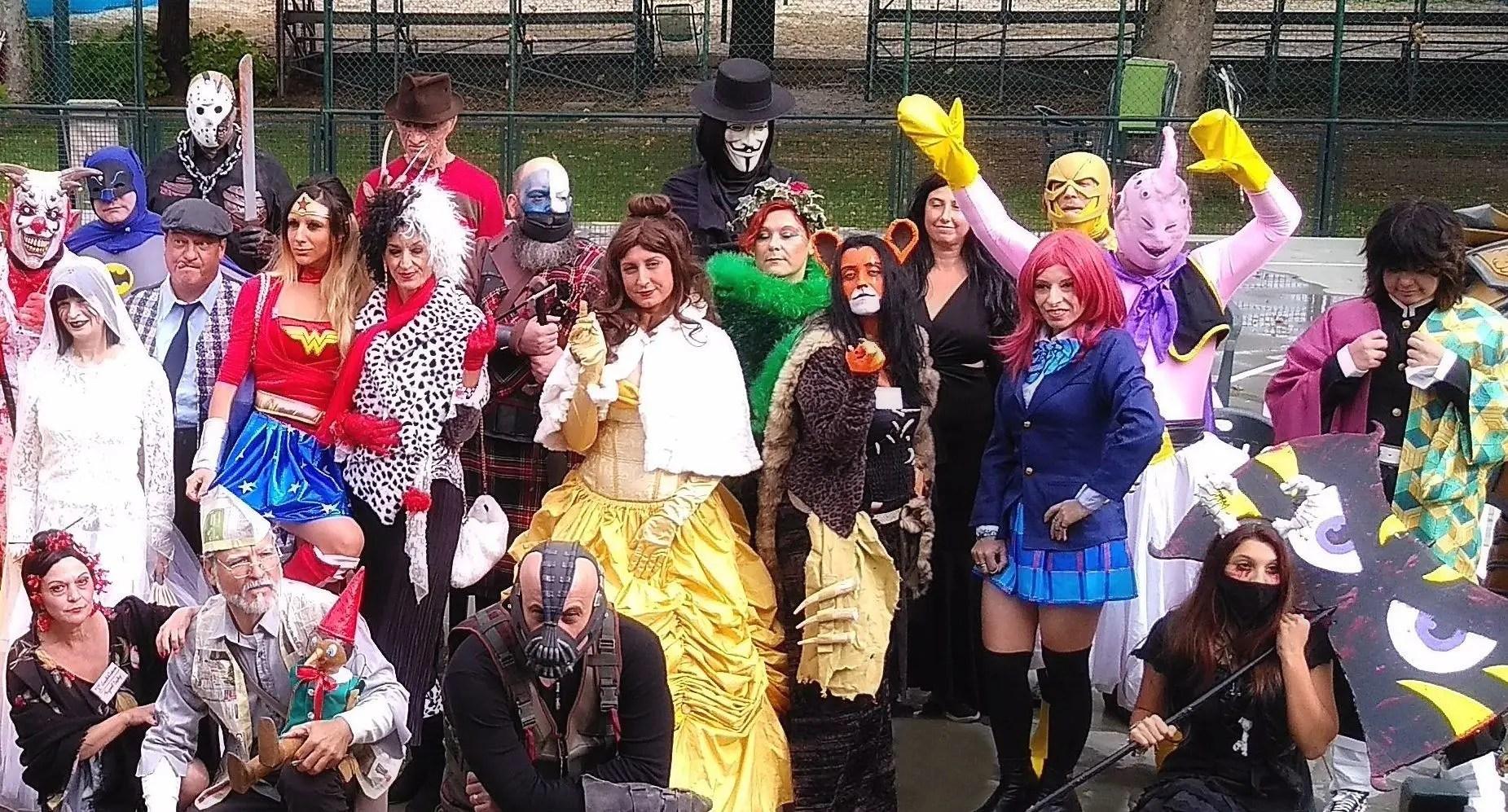 Tanti costumi e divertimento al raduno Original Cosplay 3.0 in collaborazione con Do it Nerd!