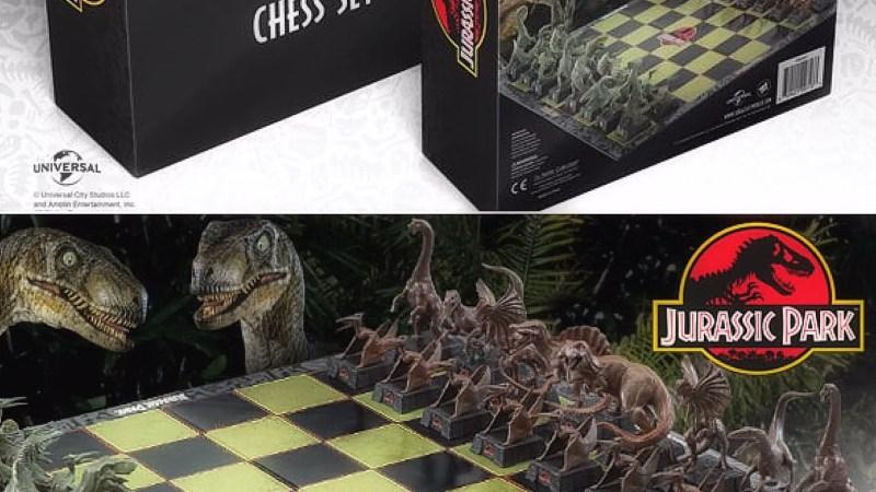 Scacco matto al T-Rex!