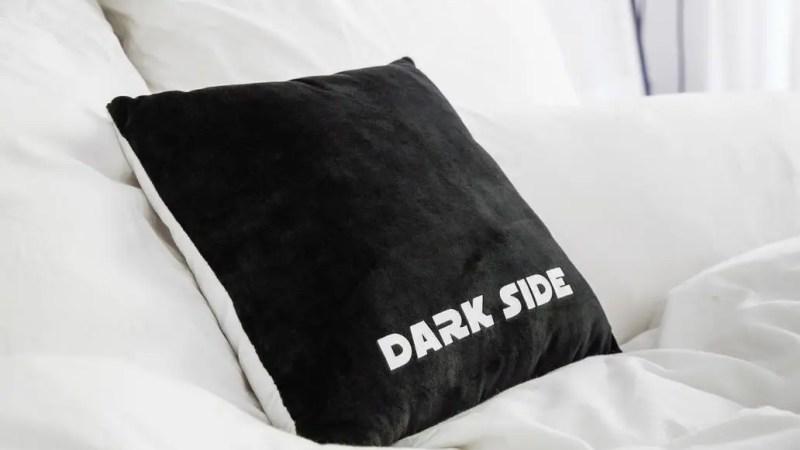 Il cuscino che usa la forza!