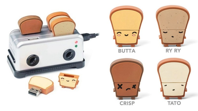Il tostapane USB!