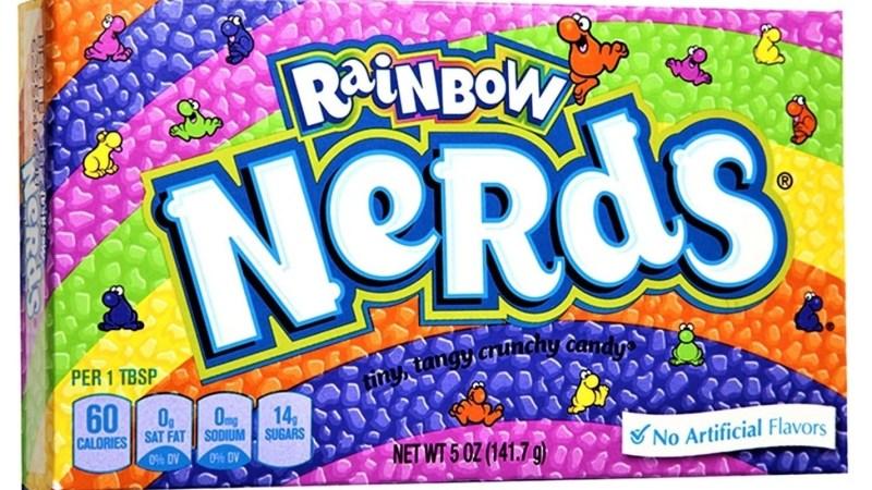 Le caramelle per veri nerd!