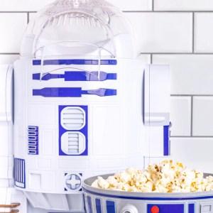 R2-D2 che fa anche i popcorn!