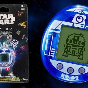 R2-D2 diventa un Tamagotchi!