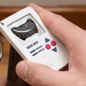 Il Game Boy per le birre!