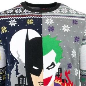 Il maglione a due volti!