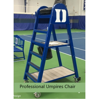 folding umpire chair antique dining chairs custom logo do it tennis