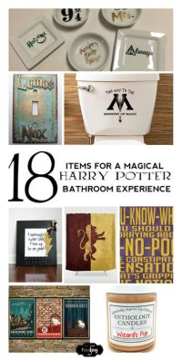 Do It Your Freaking Self - 18 Items for a Magical Harry ...