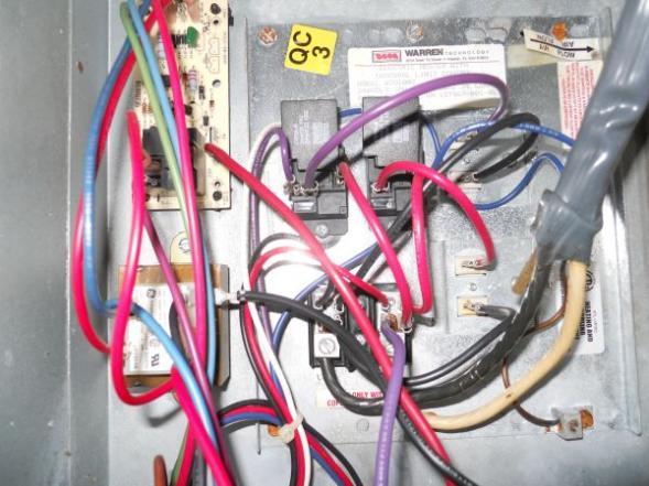goodman air handler wiring  electrical work wiring diagram •