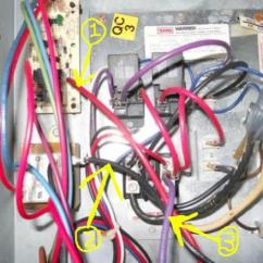 Goodman Aruf Air Handler Wiring Diagram 220v Well Pump Pressure Switch Schematic Blower Motor Doityourself Com Community Forums