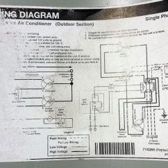 Wiring Diagram For Capacitor Start Motor Nordyne Gas Furnace Outdoor Unit Compressor Doesn't (but Fan Runs) - Doityourself.com Community Forums