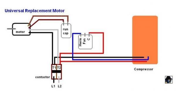 Wiring Diagram For Fan Motor – Readingrat Net
