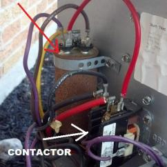 Air Compressor Capacitor Wiring Diagram 4l60e Neutral Safety Switch Goodman Ac Not Working - Doityourself.com Community Forums