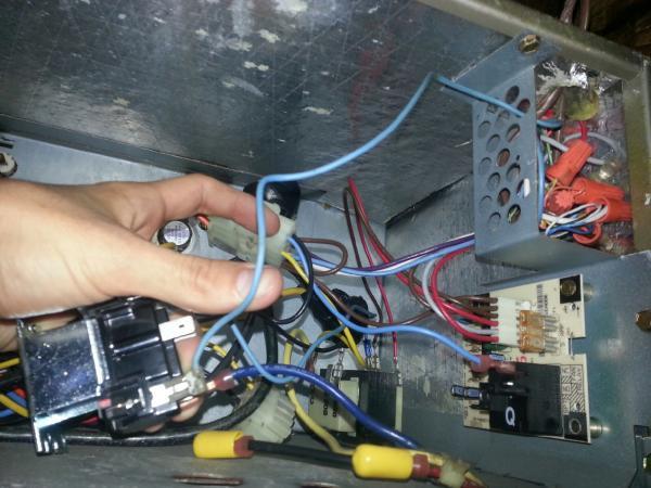 heil air handler wiring diagram reese pod brake controller 7746 duo therm control board heat pump ~ odicis
