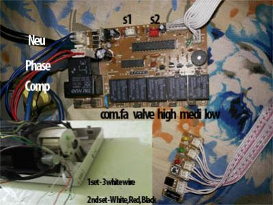 split ac wiring diagram image fender american standard stratocaster air conditioner indoor blower fan motor on universal pcb - doityourself.com community forums
