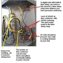 Goodman Package Heat Pump Wiring Diagram 2000 Dodge Neon Horn Carrier A/c Unit-tripped Outside And Inside Breaker....thermostat Dead - Doityourself.com ...