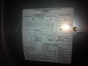 Air Handler troublshooting  Carrier FB4CNF036