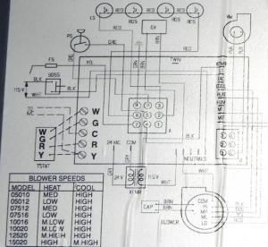 Lennox AC (10ACB) TurnsON no Blower working on Furnace