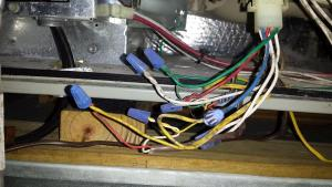 Help locating 24VAC mon wire on Trane Air Handler