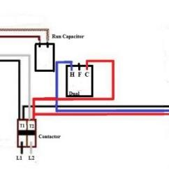 Ceiling Fan Motor Capacitor Wiring Diagram Nordyne E1eh For Electric Free You 115 Volt 240 12 Car A Testing