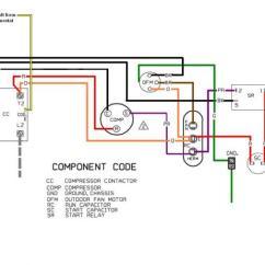 Trane Xe 1200 Heat Pump Wiring Diagram Kenworth T600 Headlight Carrier Condenser Fan Motor   Get Free Image About