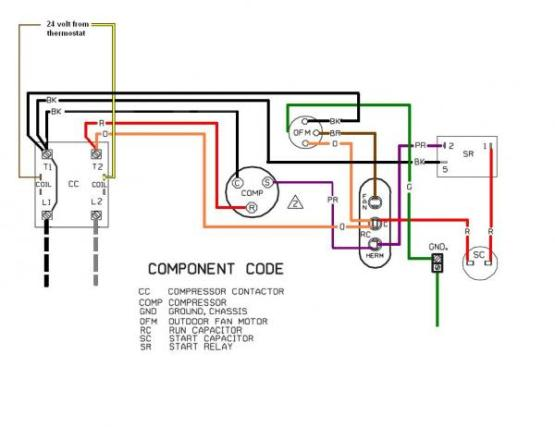 wiring diagram for ac unit capacitor wiring image dual capacitor wiring diagram wiring diagram on wiring diagram for ac unit capacitor
